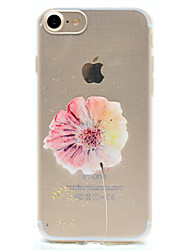 Para Funda iPhone 7 / Funda iPhone 6 / Funda iPhone 5 Diseños Funda Cubierta Trasera Funda Atrapasueños Suave TPU AppleiPhone 7 Plus /