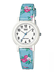 Women's Fashion Watch Quartz / Fabric Band Casual Blue