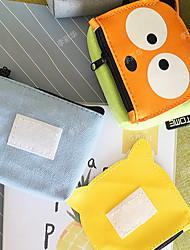 South Korea Daily Necessities Wholesale Animal City Zero Purse Key Bag Random Color