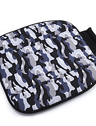 AUTOYOUTH Camouflage Seat Cushions Denim Jean Fabric Universal Fit Cover Most Car Seat Cover  Car Styling