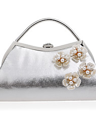 L.west  Woman of high-grade fine pearl hand bag dinner ladies handbags