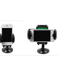 saída de ar do automóvel telefone móvel frame / 360 graus cinto ajustável ventosa transparente grande