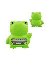 Frog Bath Thermometer Temperature