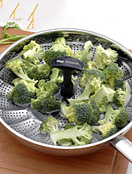 Stainless Steel Vegetable Steamer -May Fifteenth