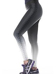 Для женщин Для женщин С перекрещивающимися элементами Legging,Спандекс / Полиэстер