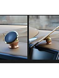 Mobile Phone Navigation Support / Logo Magnet Rotating Metal Universal Magnetic Bracket