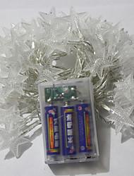 1pc 4m luce della stringa 20LED per la festa di vacanza illuminazione a led natale