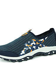 Cool Shoe in Summer Autumn Men's Breathable Mesh Slip-on Running Shoes for Outdoor Sports