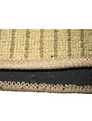 lin suède tapis de voiture tapis de tapis spéciaux de voiture tapis de voiture respectueux de l'environnement quatre saisons générales