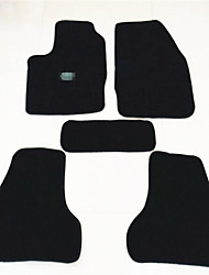Velvet Car Mat PVC Environmental Protection Rubber Sole