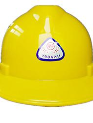 fourniture de haute densité des produits d'assurance du travail des casques de polyéthylène de site
