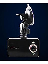 veículo montado gravador / grande angular veículo 1080p viajar gravador de dados
