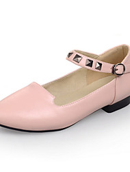 Women's Flats Spring / Summer / Fall Pointed Toe Leatherette Wedding / Party & Evening / Dress / Casual Flat Heel