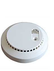 Smoke Detector with Photoelectric Sensor And DC9V Battery And AC And DC Dual Use