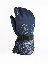 Winter Gloves Men's Keep Warm / Waterproof / Breathable / Fleece Lining /  Snowboarding Gloves