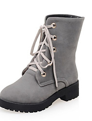 Women's Boots Spring / Fall / Winter Fashion Boots Fleece Wedding / Office & Career / Dress / Casual Low Heel Others