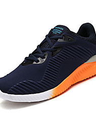 Men's Sneakers Fall / Winter Comfort Outdoor / Athletic / Casual Lace-up Black / Blue / Walking / Running / Sneakers