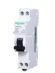 Schneider A9D95620 DPN Residual Current Protection Circuit Breaker Vigi 20A 6kA