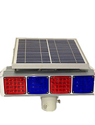 Solar Lights DK-BS-4A2 Solar Traffic Warning Lights Four Sided Lamp