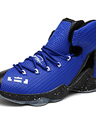 Men's Athletic Shoes Comfort Synthetic Athletic Flat Heel Lace-up More Color Basketball Shoes EU38-43