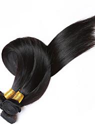 Cheap 26-30inch Virgin Hair 3Bundles 150g Unprocessed Brazilian Straight 100% Human Hair