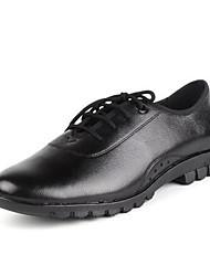 Sapatos de Dança(Preto / Marrom) -Masculino-Não Personalizável-Moderna / Botas de dança