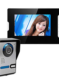 Mountain One SY813FA11 7 Inch HD Digital Screen Practical Visual Doorbell