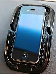 точечный черный автомобиль мобильный телефон анти слип мат 48-1b1469