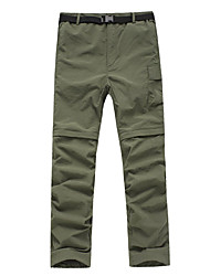 Outdoor Men's Bottoms Camping / Hiking / Cross-Country Waterproof / Wearable / Sunscreen / Thermal