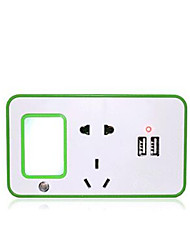 # Sem Fio Others Smart usb socket Verde