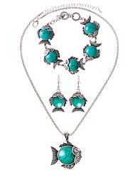 Bijoux Colliers décoratifs / Boucles d'oreille / Bracelet Collier / Bracelet / Collier / Boucles d'oreilles A la Mode / Bohemia style