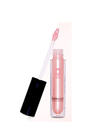 Lipstick Wet Cream Coloured gloss / Long Lasting Nude Pink
