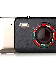Koonlung 4 pouces Syntec Carte TF Noir Voiture Caméra