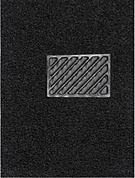matériau pvc la voiture tapis tapis quatre saisons anneau de fil général peuvent être coupés tapis antidérapant