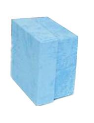 tre scatole di imballaggio blu per confezione