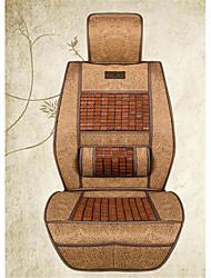 siège de voiture air saison froide bambou mat refroidissement Vente en gros mahjong pièce de cinq générale