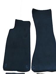 animaux mignons de bande dessinée tapis chenille porte mat mat mat la serviette