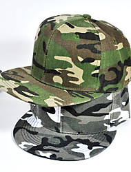 Men Cotton Casual Spring Camouflage Printed Outdoor Hip-hop Baseball Cap