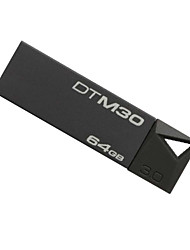kingston dtm30 Pen Drive 64GB USB 3.0 Mini-Metall-Stick USB-Stick Flash-Disk