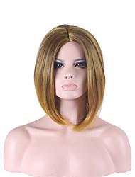 vender lotes de bobo femenina en puntos de oro Ruili pelo corto y recto
