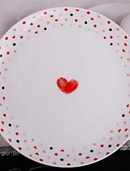Керамика Обеденные тарелки 21cm посуда  -  Высокое качество