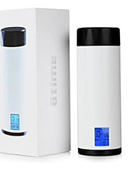 Creative Smart Cup reminds Drinking Water Automatic Timing 8time Cup Tritan 8 Hours Drinking Water Cup