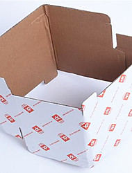 High-grade White Card  Packaging Boxes  Specifications 25x10x10CM  5 Packaged for Sale