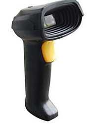 Industrial Grade Hand-Held Two-Dimensional Bar Code Scanner