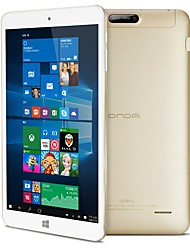 ONDA V80 Plus Android 4.4 Android 5.1 Windows 10 Tablette RAM 2GB ROM 32Go 8 pouces 1920*1200 Quad Core