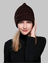 Women Acrylic Beanie/SlouchyCasual Winter