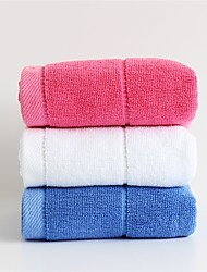 1 PC Full Cotton Sport Towel 12 by 43 inch Strong Water Absorption Capacity Super Soft Random Color