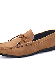Men's Loafers & Slip-Ons Spring / Summer / Fall / Winter Comfort Casual Black / Brown / Yellow / Gray Others