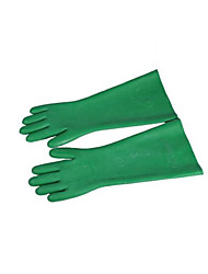 Corrosion Protection Industrial Rubber Gloves      Size 45CM