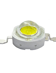 3W High Power LED Lamp Beads(Working Voltage 3.4-3.6V      5 Packaged for Sale)